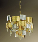 City Design Mosaic Style Chandelier